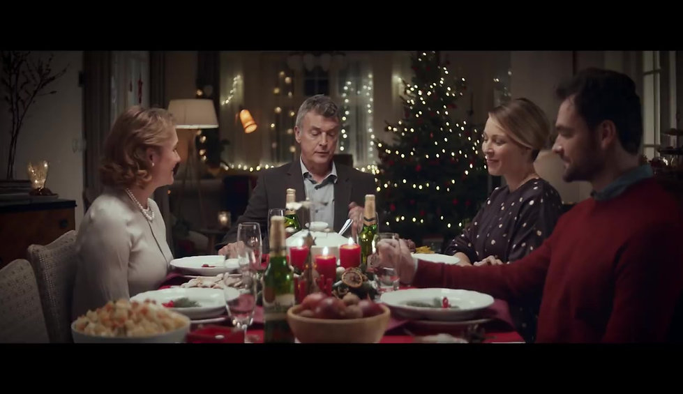 pilsner urquell – christmas commercial
