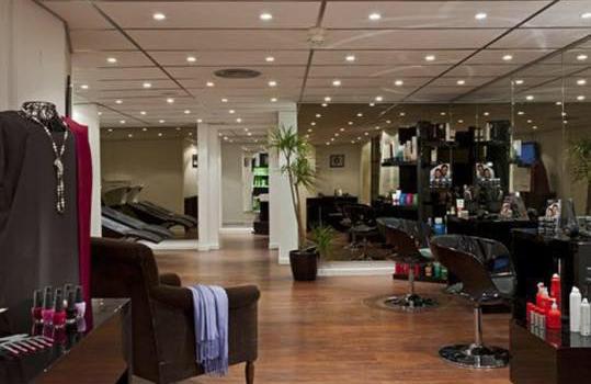 Salon de coiffure Marie Mouttet au Sofitel Vieux Port Marseille