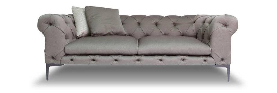 【高級ソファ】Luxury Sofa HARRION high arm Type 輸入ソファ