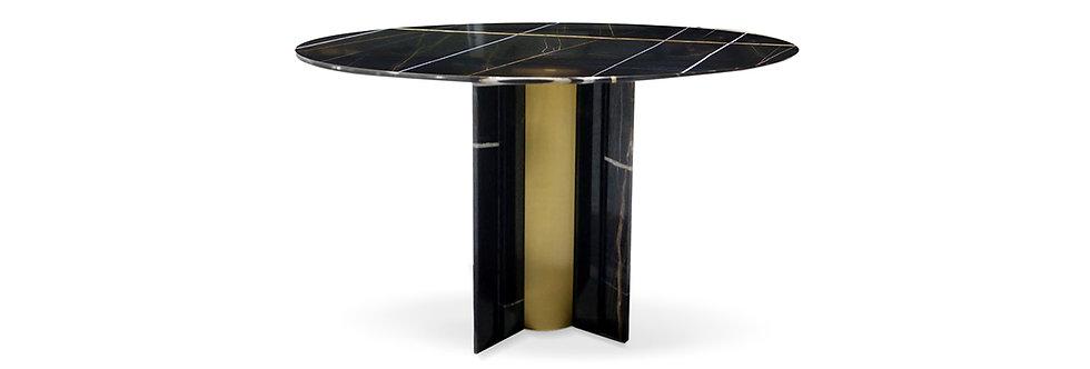 円形Marble Table 【大理石バーテーブル】 輸入ダイニングテーブル