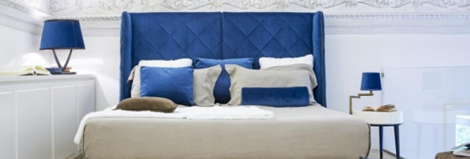 bed TOWN ダブルベッド 高級輸入ベッド