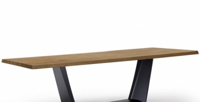 イタリア製 伸長式ダイニングテーブルAN  輸入ダイニングテーブル
