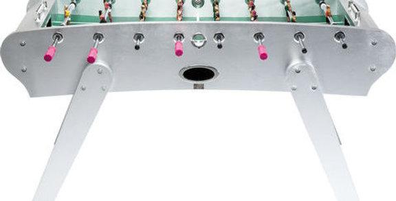 【在庫処分SALE】 Soccer Table Silver×Pink