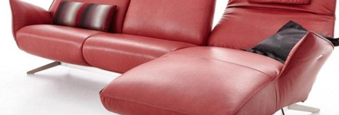 選べる革Sofa -Functional Tipe- 【SOFA Evita Couch】 革ソファー