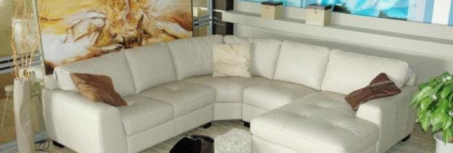 【期間限定SALE】選べる革Sofa -Couch Tipe- 【SOFA Allan】 革ソファー