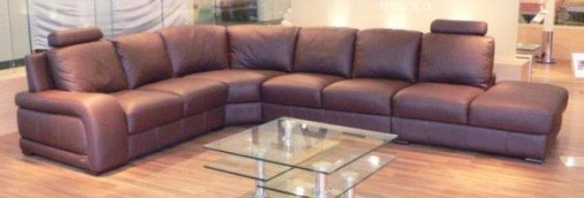 【期間限定SALE】選べる革Sofa -Couch Tipe- 【SOFA Edmund】 革ソファー