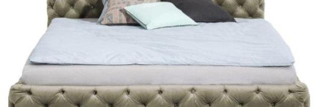 bed smoke green 160×200,180×200,200×200 ダブルベッド 高級輸入ベッド