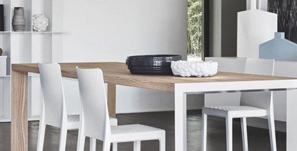 Dining Table - 【イタリア製 伸長式ダイニングテーブル】160cm→220cm 輸入ダイニングテーブル