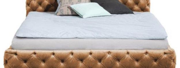bed vintage beige 160×200,180×200,200×200 ダブルベッド 高級輸入ベッド