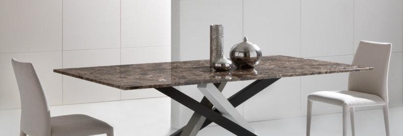 イタリア製 Marble Table 【大理石ダイニングテーブル】 輸入ダイニングテーブル
