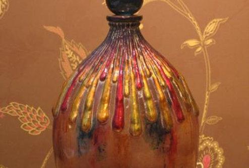 【在庫処分SALE】Vase No.501【パフュームボトル】