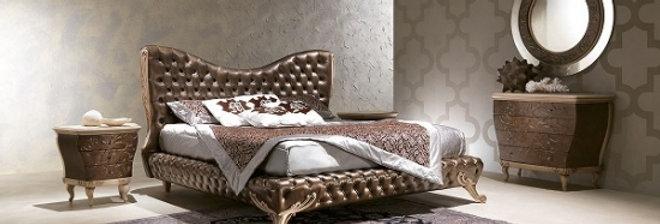 bed344br 高級輸入ベッド