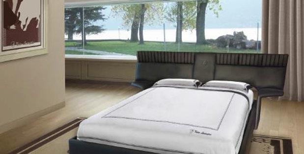 【在庫処分SALE☆展示品特価】キングサイズ ランボルギーニベッドⅠ 高級輸入ベッド
