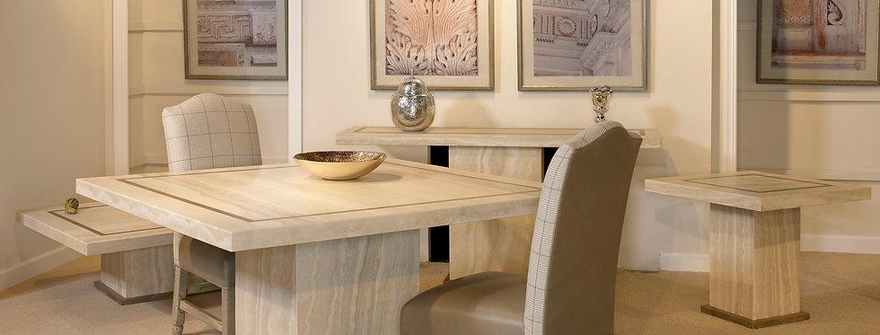 Marble Table 【大理石ダイニングテーブル】 輸入ダイニングテーブル