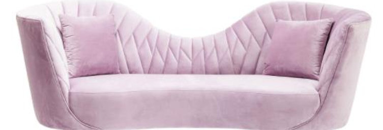 【SOFA Lip Sweet Pink】2Pソファ 輸入ソファ