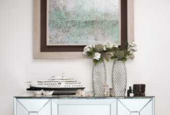 【在庫処分SALE】Mirror TV Board