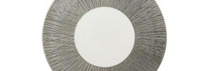 LUCIFER(ルシファー) 30.5cm ショープレート プラチナ/ホワイト、 LF5132PW