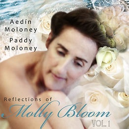 Reflections of Molly Bloom Vol. 1. Image Design by Eileen Connolly