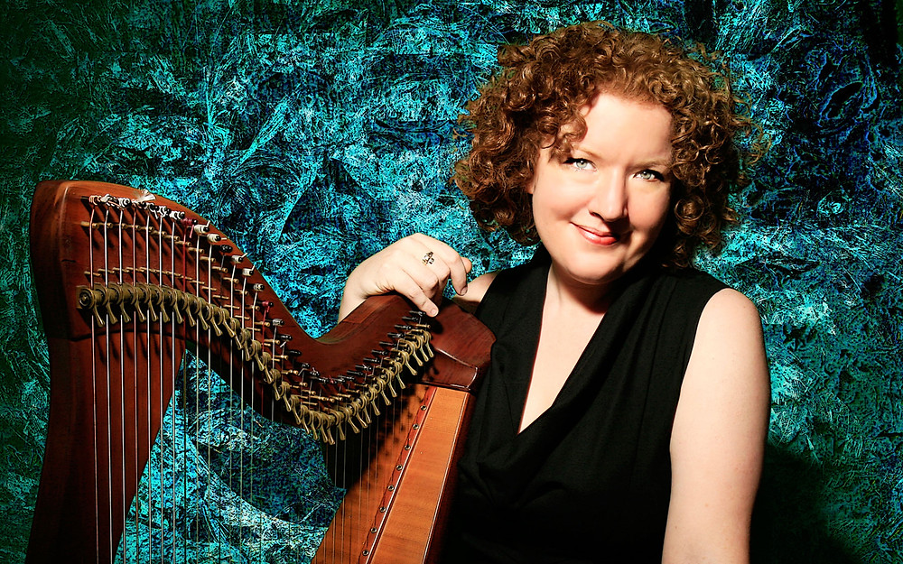 Irish Harpist Tríona Marshall on Reflections of Molly Bloom