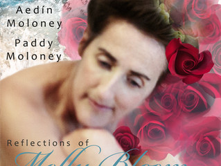 Reflections of Molly Bloom released on ITUNES