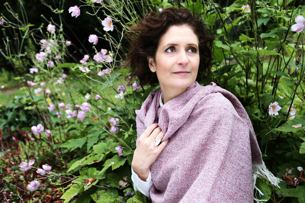 Scottish Singer Alyth McCormack on Cd Reflections of Molly Bloom