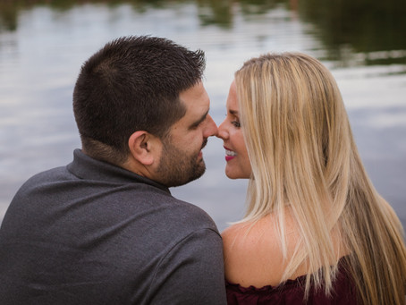 Kimberly + Luke: Engaged!