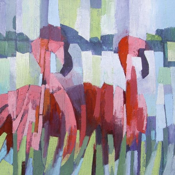 2003_The Flamingo's_Acryl_70x70_WIX.jpg