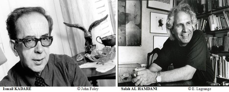 Ismail_Kadaré_et_Salah_Al_Hamdani