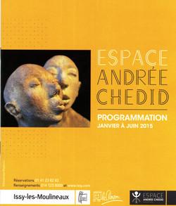 Espace Andrée Chedid 2015