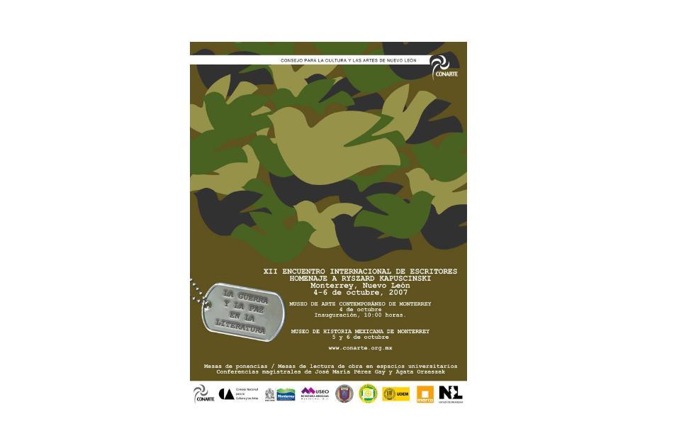 Affiche de Mexique 2007.JPG