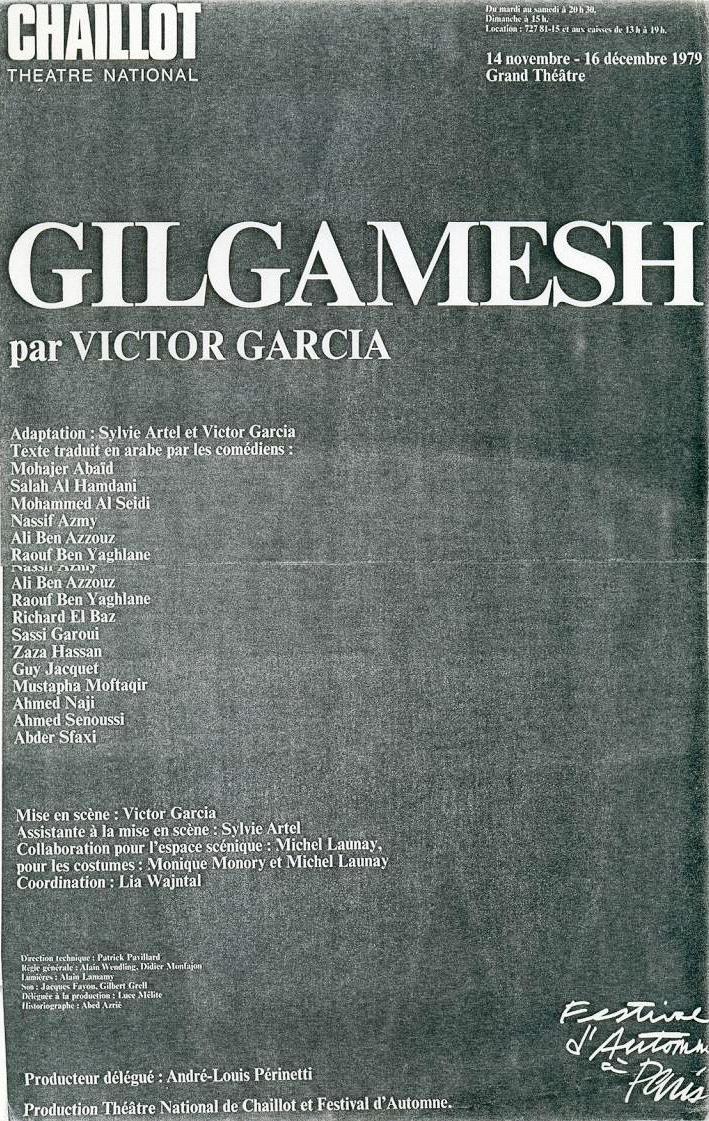 Affiche de Gilgamesh 1979