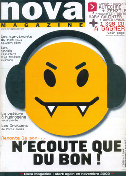Nova, magazine novembre 2002