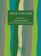 34) 100 ans de Andrée Chedid, 2020