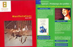 Programme bibliothèque de Toulouse