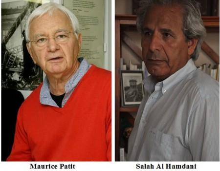 Salah et Maurice Petit