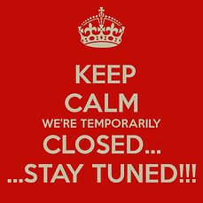 -keep-calm-were-temporarily-closed-stay-