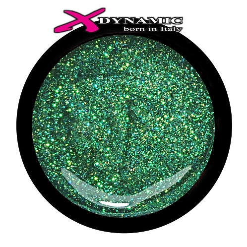 Gel color glitter n.739