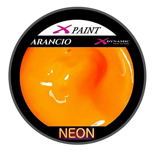 X Paint Orange Neon