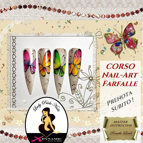 Corso Farfalle NailArt