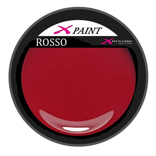 Gel Paint Rosso