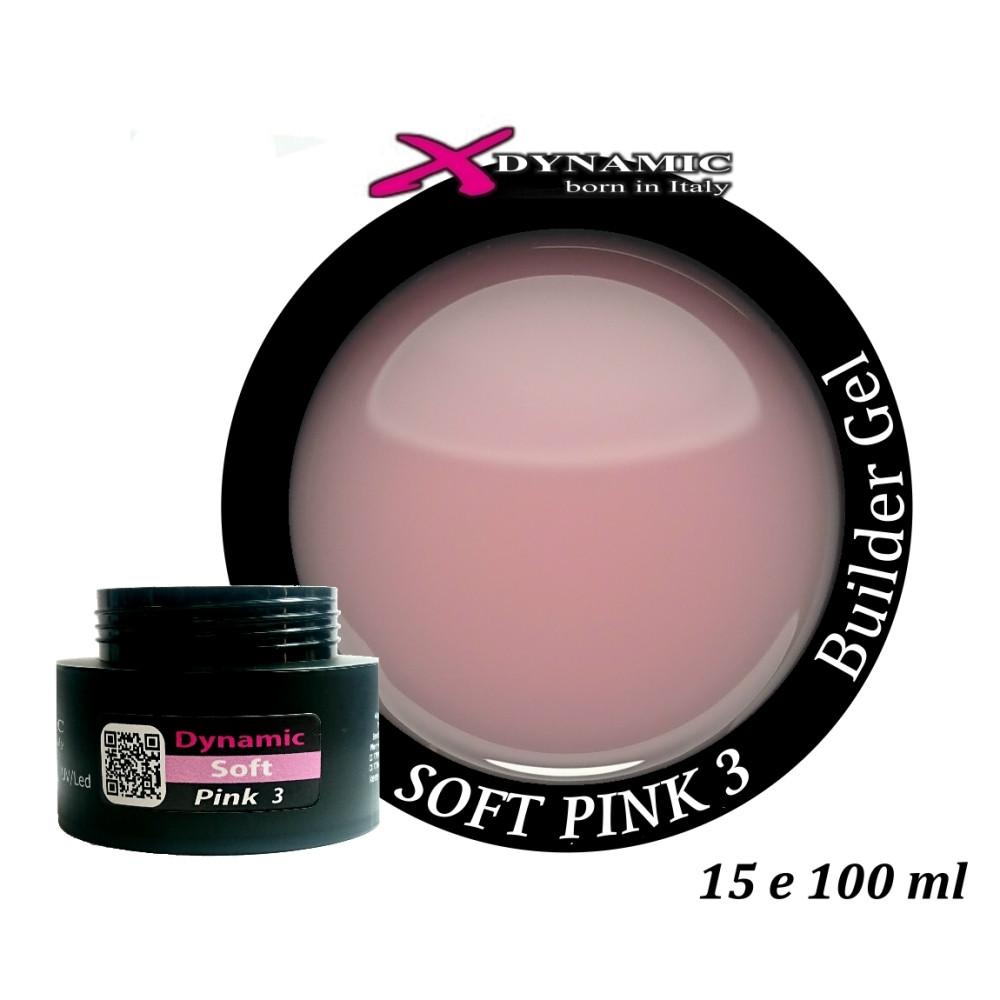 Soft Pink 3, perfetto per il refill senza limatura