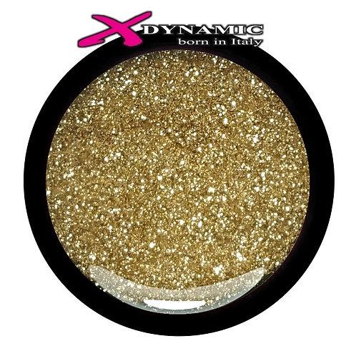 Gel color glitter n.721