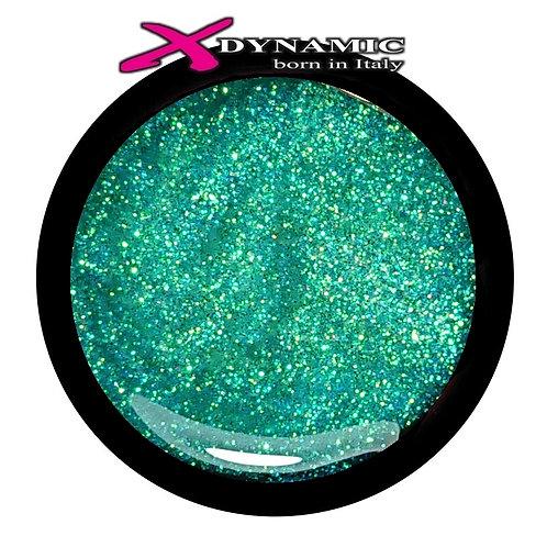 Gel color glitter n.737
