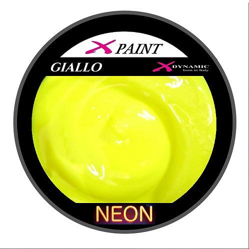 X Paint Yellow Neon
