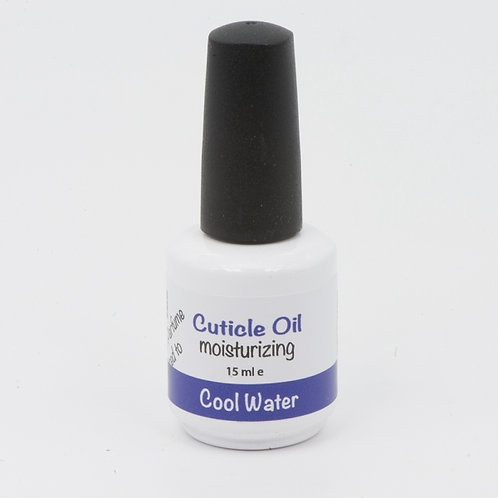 Olio per cuticole Cool Water