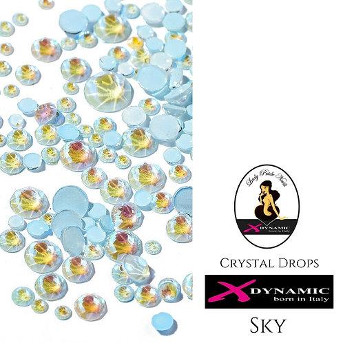 Crystal Drops Sky