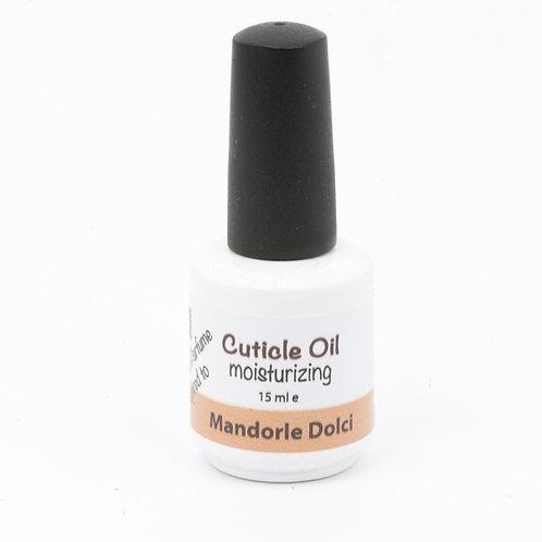 Olio per cuticole Mandorle