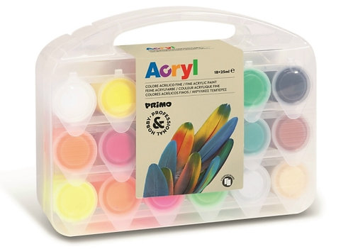 Acryl Primo 18 Colori