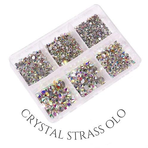 Crystal Strass Olografici