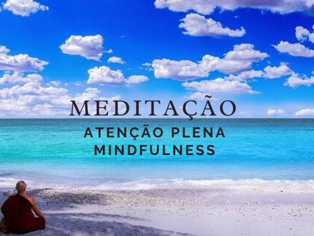 Meditação: Um caminho para encontrar a paz neste mundo agitado.